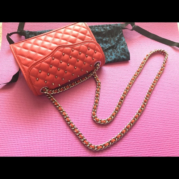 a few days away exquisite design designer fashion Rebecca Minkoff Bags | Quilted Studded Mini Affair Bag | Poshmark